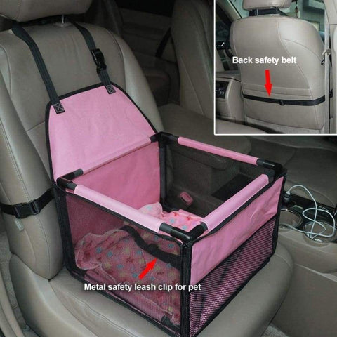 PresentPet™ Dog Car Seat - Pet