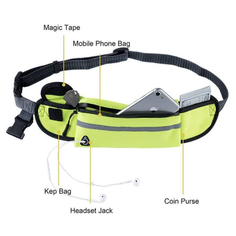 PresentPet Hands-Free Dog Running Extendable Lead