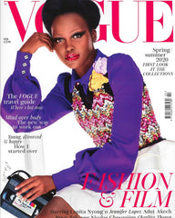 Hattie Banks vogue