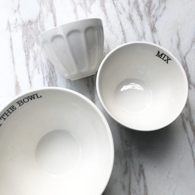Set of 3 Small Mixing Bowls
