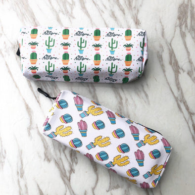 Cactus Pencil Cases
