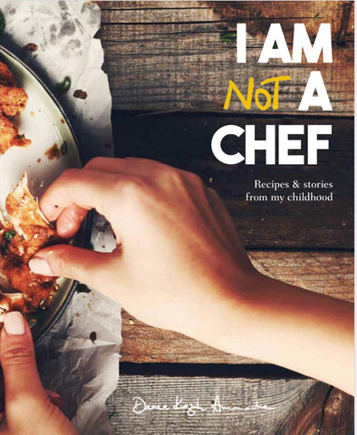 E-BOOK - I Am Not a Chef