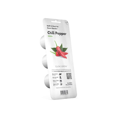 Purple Chili Pepper Plant Pods (Pack of 3)