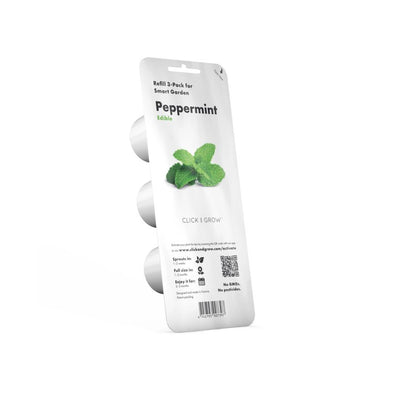 Peppermint Plant Pods (Pack of 3)
