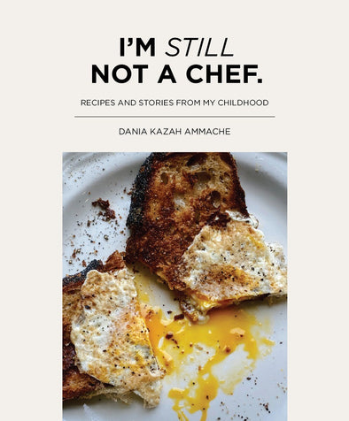I'm Still Not a Chef E-BOOK