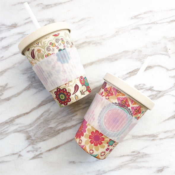 Bamboo Sippy cup