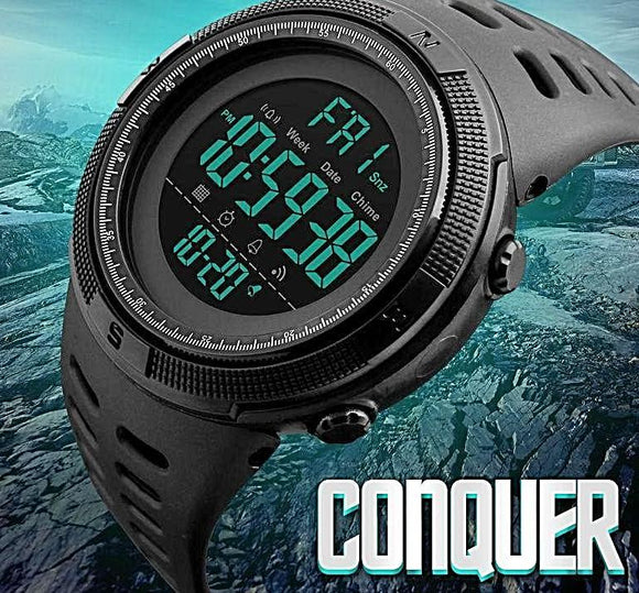 The Conquer Watch