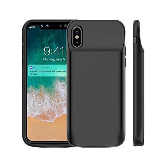 Portable Charging Case For iPhone X