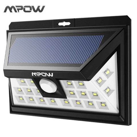 Security Motion Sensor Light