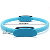 Dual Grip Pilates Yoga Wheel Training Tool