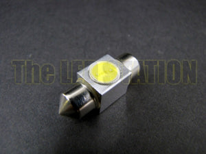 White High Power LED Bulb Honda Accord 90-93