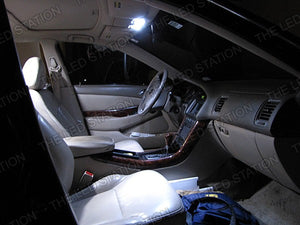 00-03 Acura TL LED Interior Light Package - Map, Dome, and Door