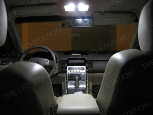 SMD White LED Interior Dome Map Light Kit 03-06 Infiniti G35 Sedan
