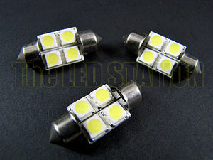 SMD LED Interior Light Bulbs Honda Fit 2009-2011