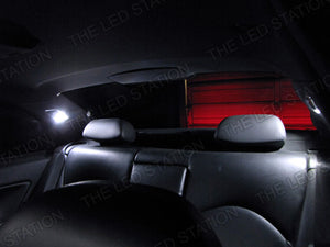 BMW E46 LED Interior dome door trunk license plate Lights Kit