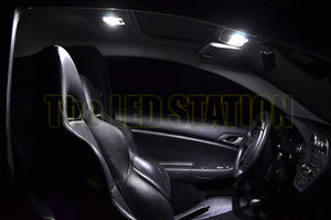 Acura RSX SMD White LED Interior Dome Light Kit