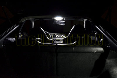 SMD-24 LED White Interior Dome Light Panel - Acura RSX 02-04