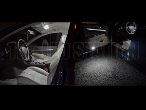Infiniti G37 Coupe LED Interior Lights Kit