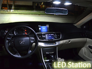 Accord LED Interior Lights Kit 2013-2017