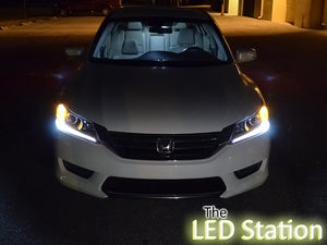Honda Accord LED Front Parking Light Bulbs (under headlight stripe light) 2013-2015 SMD Series