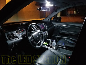 Honda Pilot LED Interior Lights Kit 2016-2017