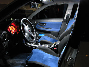 02-07 Subaru WRX Impreza LED Interior Lights (dome and map)