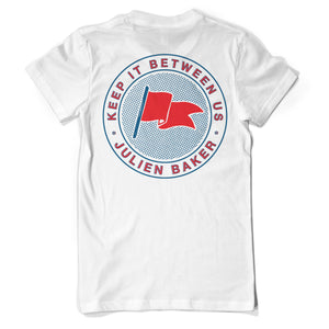 "Julien Baker ""Keep it Between Us"" T-Shirt"