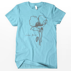 "Julien Baker ""Flower"" T-Shirt"