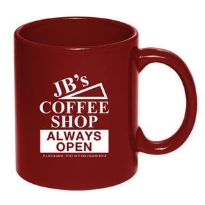 "Julien Baker ""JB's"" Coffee Mug"