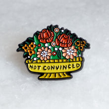 "JB x Stay Home Club ""Not Convinced"" Enamel Pin"