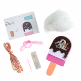 Make Your Own | Felt Lollipop Sewing Kit