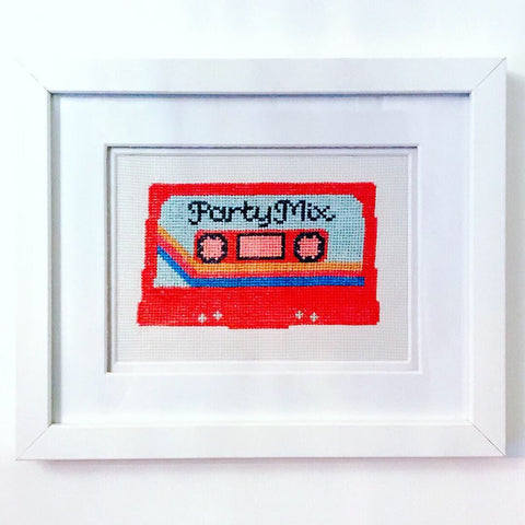 Party Mix | Cross Stitch Kit
