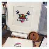 Love Bird | Cross Stitch Kit