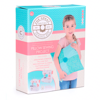Great British Sewing Bee | Pillow Kit