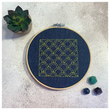 Sashiko Embroidery Box