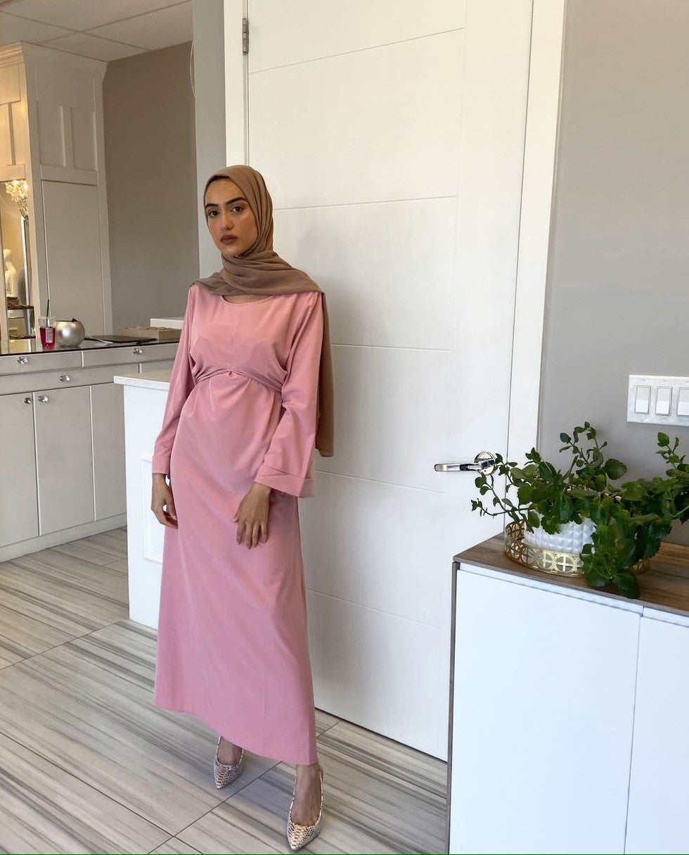 CASUAL MODEST DRESS