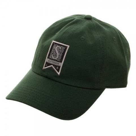 Slytherin Woven Label Dad Hat  b359aa8859b