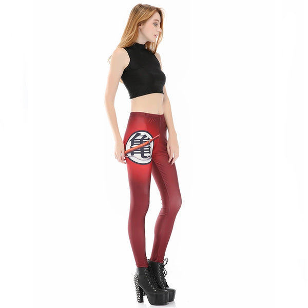 Turtle Symbol Trouser For Women The Dragon Ball Store