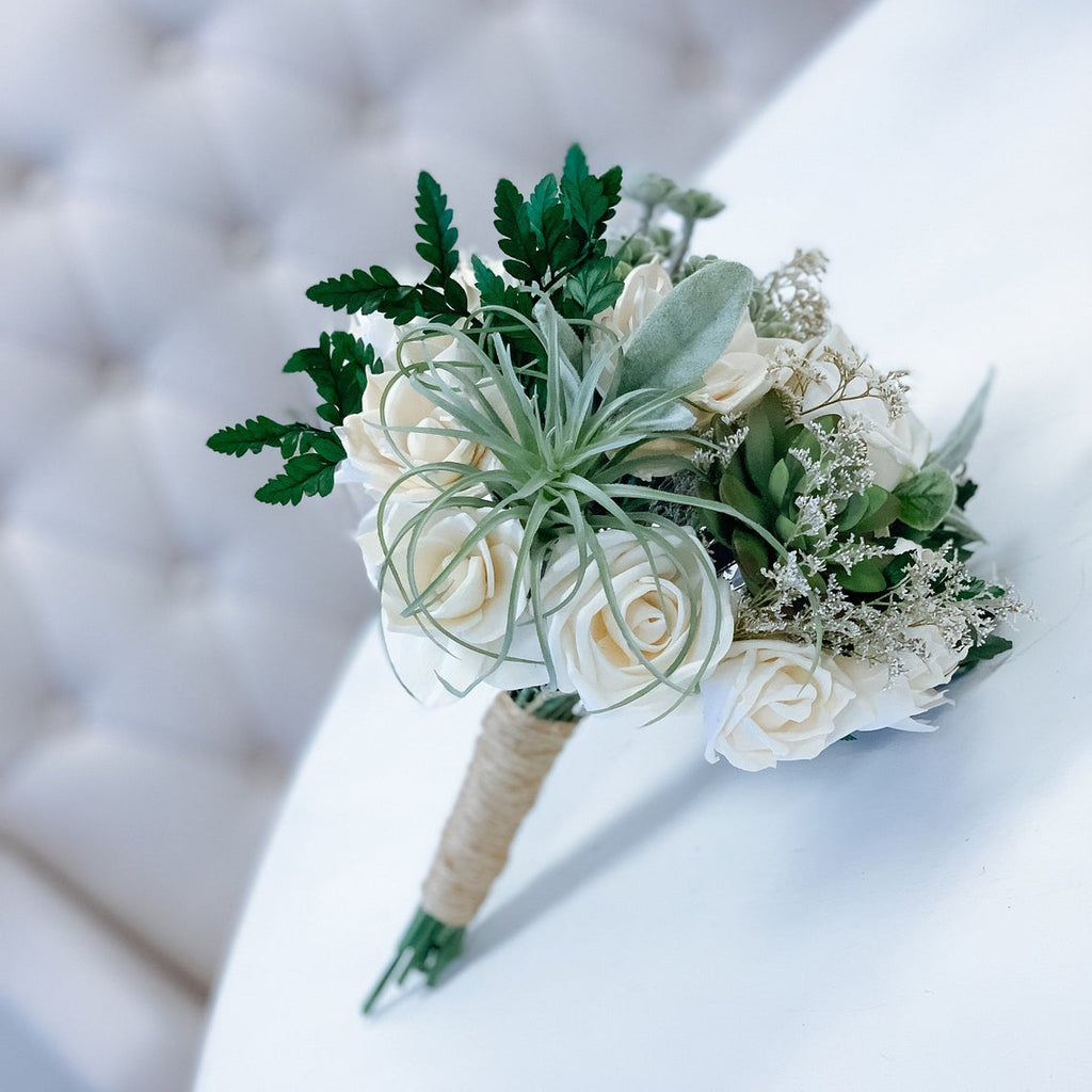 The Secret Garden - Green - Allure Collection Bouquets Pine and Petal Weddings