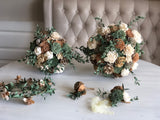 12 Flower Assortment - Sierra & Sage Loose Flowers Loose Flowers & Samples Pine and Petal Weddings