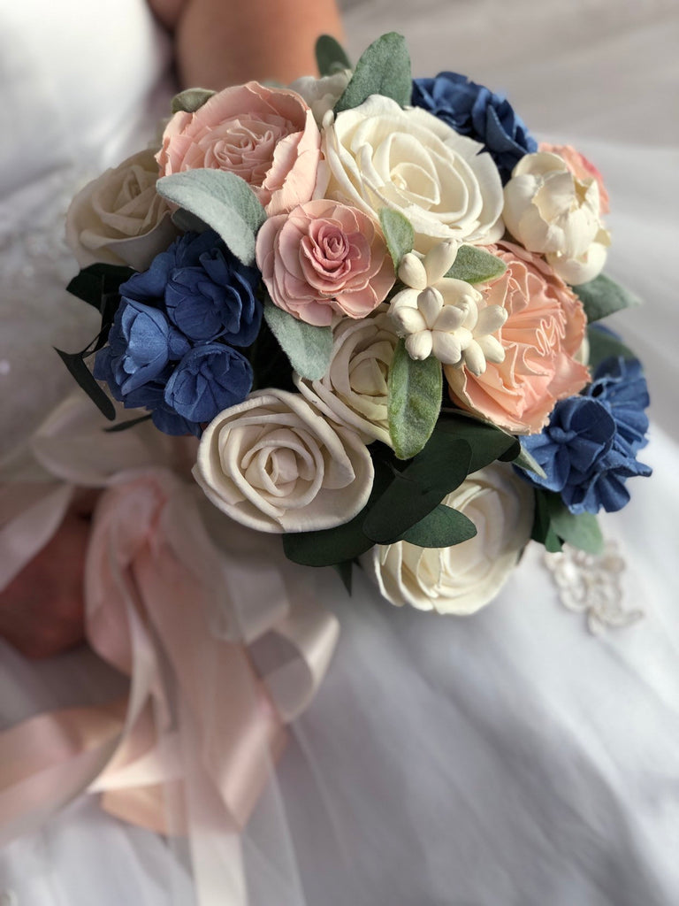 The English Garden Bouquet Bouquets Pine and Petal Weddings