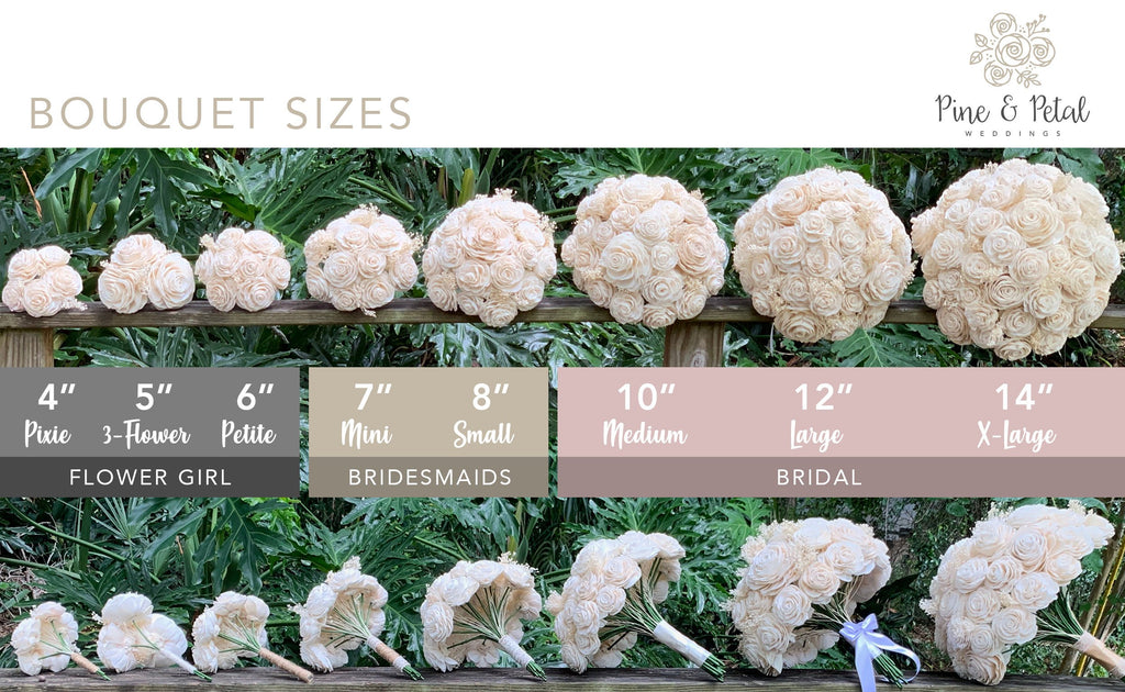 Coastline Coral And Mint Wooden Flower Bouquet Bouquets Pine and Petal Weddings