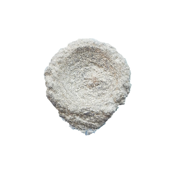Galaxy pigment, white gold silver glitter sparkly loose pigment for cosmetics soap