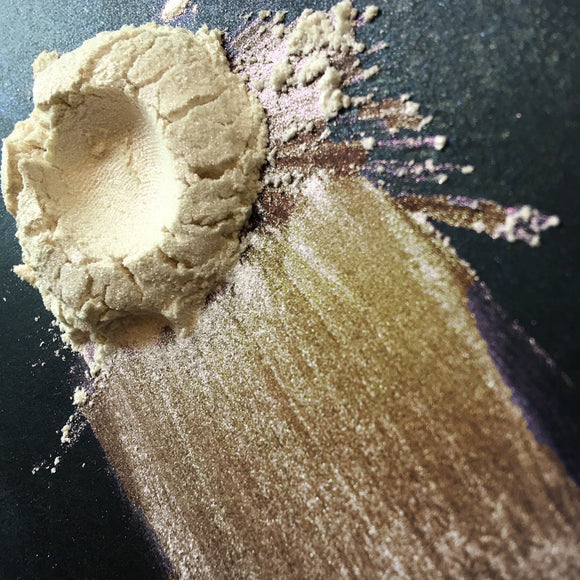 Shimmer Gold - Interference Mica Powder - Making Makeup Professional