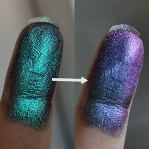 Interstellar - Chameleon Multi Chrome Pigment - Making Makeup Professional