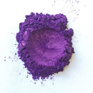 Perfectly Plum - Mica Powder - Making Makeup Professional