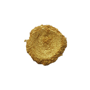 Glitzy Gold - Glitter Pigment - Making Makeup Professional