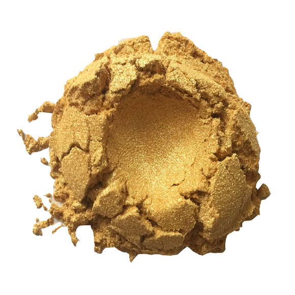 Marigold - Coloured Mica Powder - Making Makeup Professional