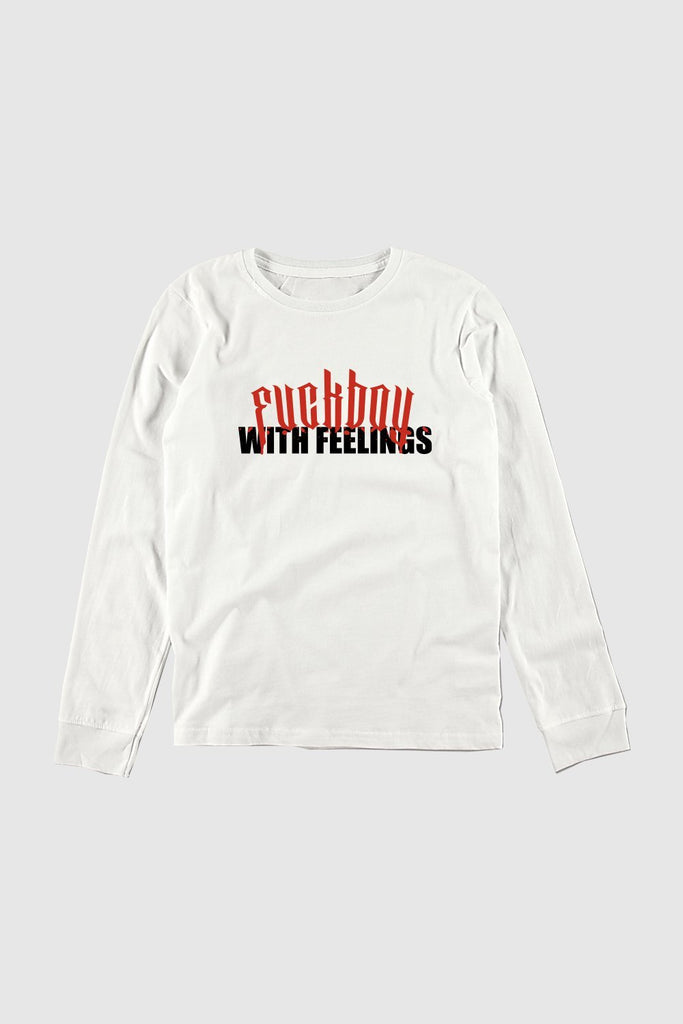F Boy With Feelings Long Sleeve