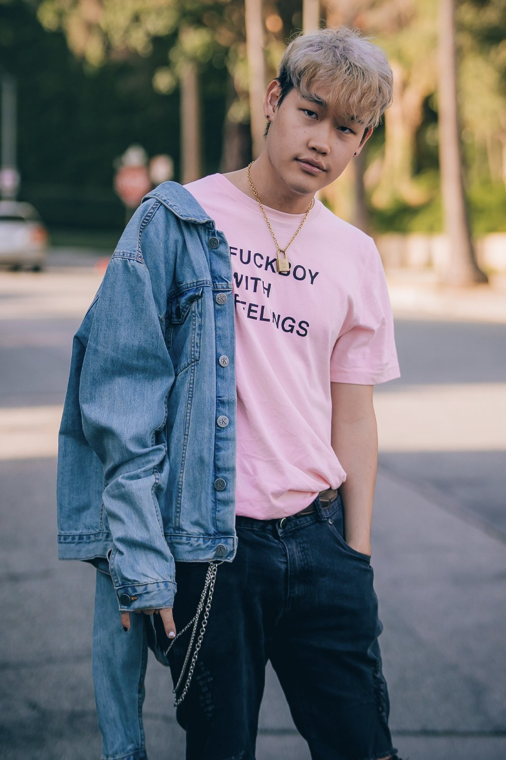 F Boy With Feelings Shirt